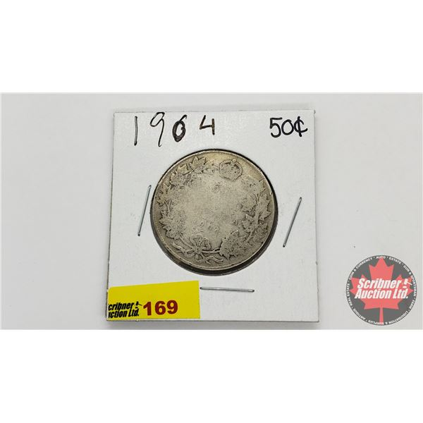 Canada Fifty Cent 1904