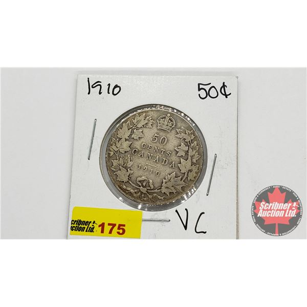 Canada Fifty Cent 1910