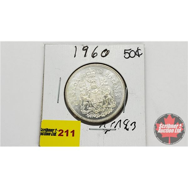 Canada Fifty Cent 1960