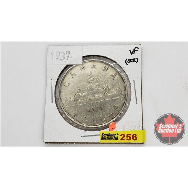 Canada Silver Dollar 1937