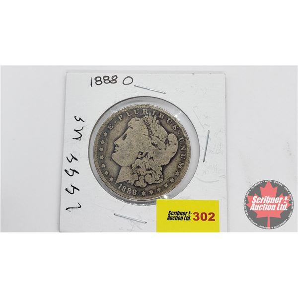 USA Morgan Dollar 1888O