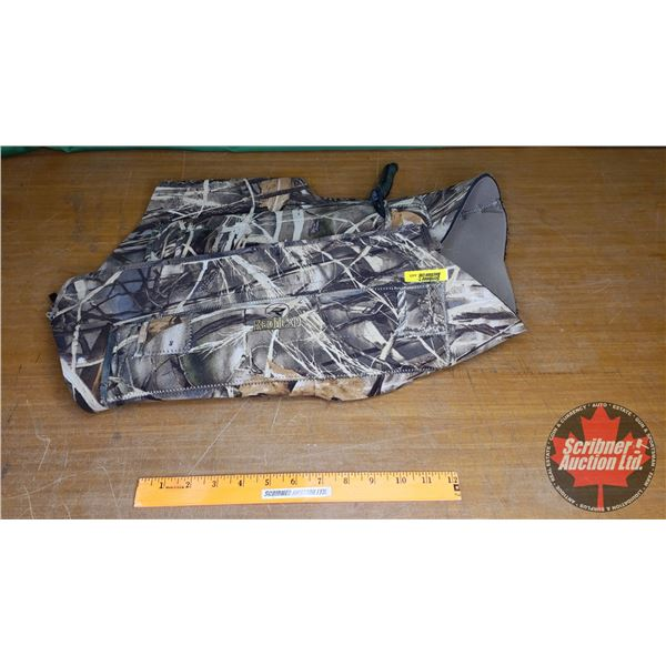 Redhead Advantage Max-4 Camo Dog Vest (XL)