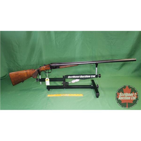 """Shotgun: Vapen-Depoten 12/70 Falun 12ga (2-3/4"""") Side x Side Break (S/N#2596)"""