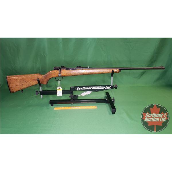 Rifle: Carl Gustaf 30-06 Swedish Mauser ~ Bolt w/Scope Mounts (S/N#45090)