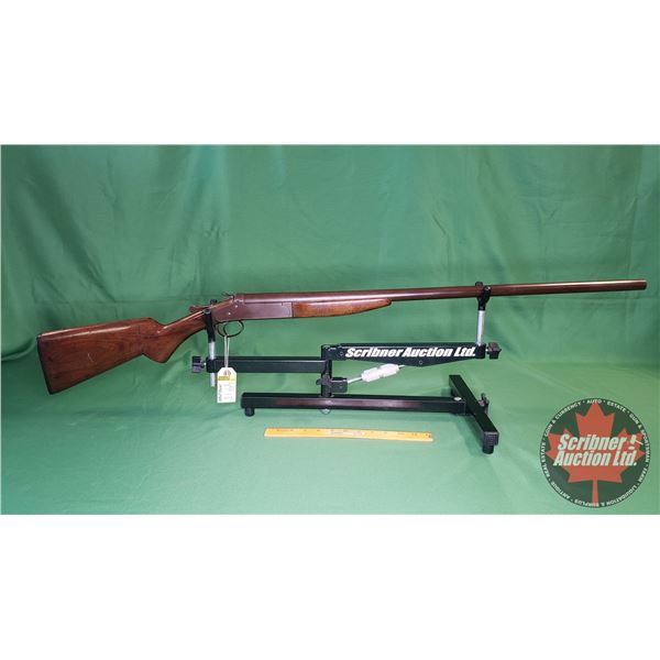 Shotgun: Iver Johnson's Arms & Cycle Works 12ga Break (S/N#9508D) (Note: Loose Forestock)
