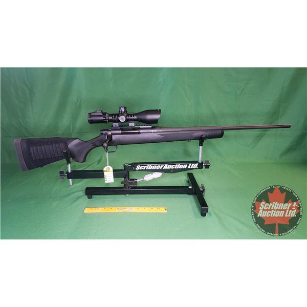 Rifle: Mossberg 100ATR Bolt 308Win w/Scope 3-12x44 Mini SWAT Mil-Dot (S/N#BA266577)