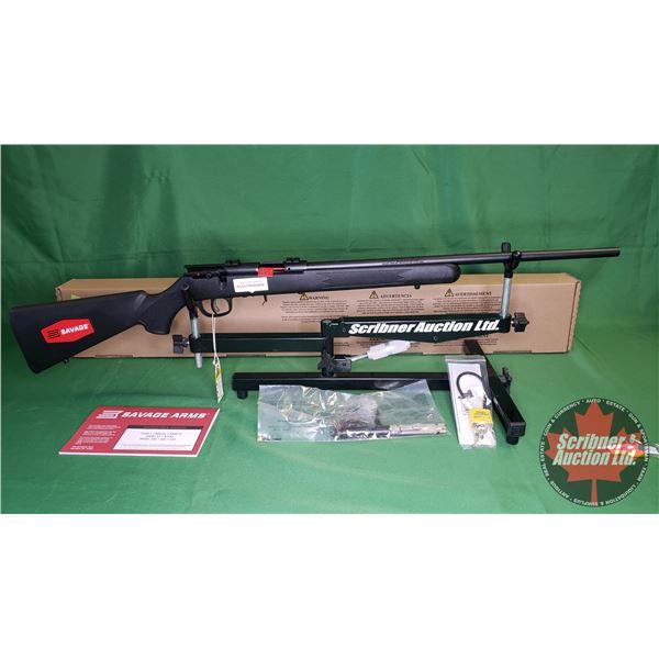 Rifle: New Surplus: Savage 93R17 F Bolt 17HMR (S/N#3653717)