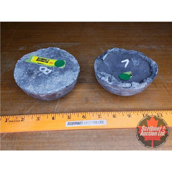 7 lbs & 8 lbs Clean Pure Lead