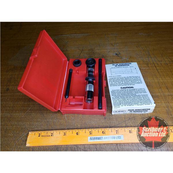 LEE Loader Reloading Kit (30/30 Winchester or 30 Remington)