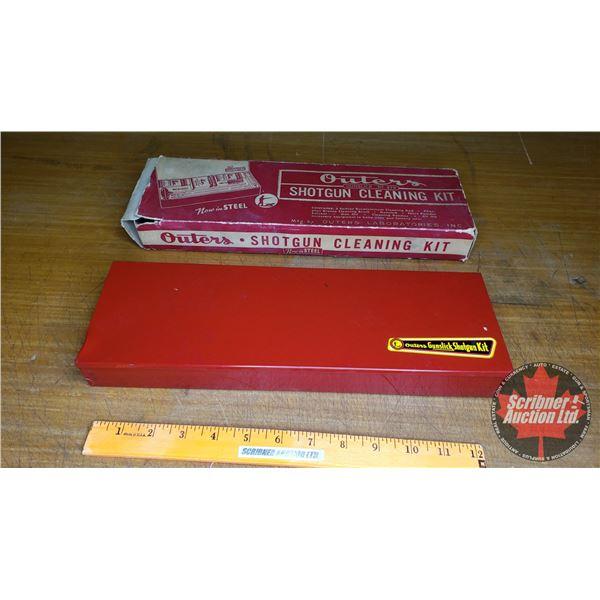 "Outers Shotgun Cleaning Kit ""Gunslick No 478"" (in orig Box)"