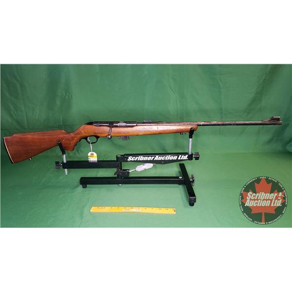 Rifle: Mossberg 340BA Bolt 22 S-L-LR  (S/N#AOKROGRUV)