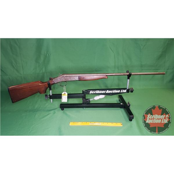 Shotgun: Riverside Firearm Co. Pat Aug 12, 1913 ~ Break Action 410ga (S/N# N/A)