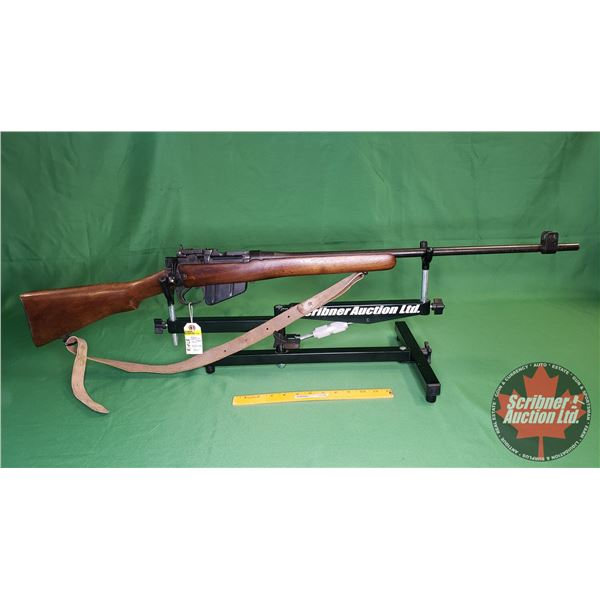 Rifle: Surrey Firearms Co. England 303 British 1946 Bolt w/Sling (S/N#LC29637)
