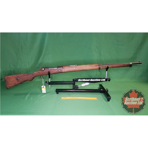 Rifle: Ankara 1935 (Used by Turkish Army) 7.92 x 57mm (8mm) Mauser 5 Shot - Bolt Action (S/N#12706)