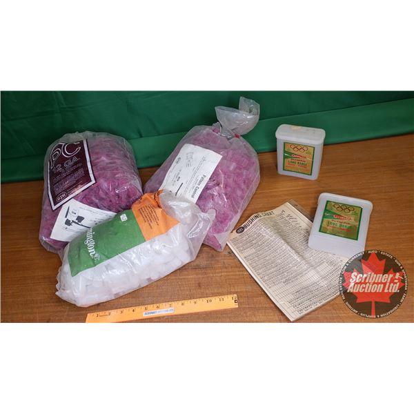 Box Lot: Shotgun Shell WADS 12ga (3 Bags)