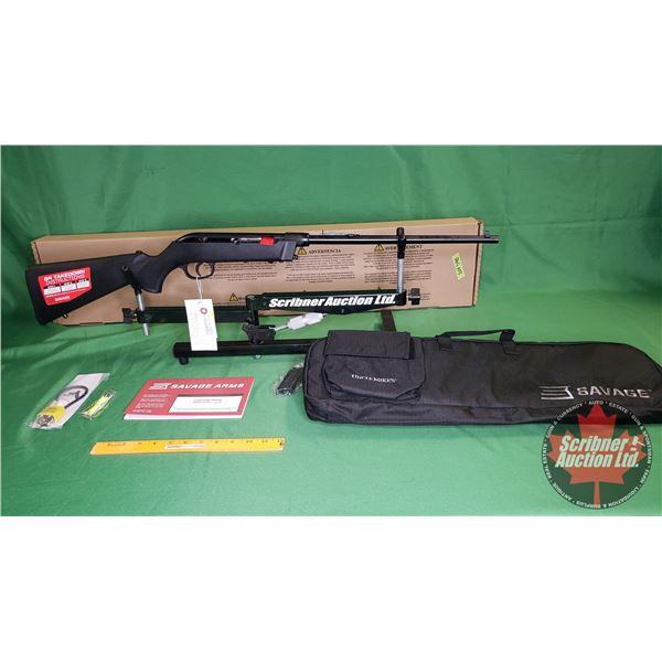 Rifle : New Surplus: Savage 64 Takedown 22LR Semi Auto w/Carry Case (S/N#3620498)