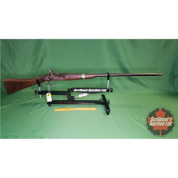 Rifle: Snider-Enfield 577 Snider Rotating Block Mark II* Breech Loader (S/N# N/A)