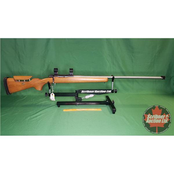 "Rifle: Custom Target Rifle 308Win (30"" BBL) Bolt (Adjustable Cheek Rest) (S/N#010337)"