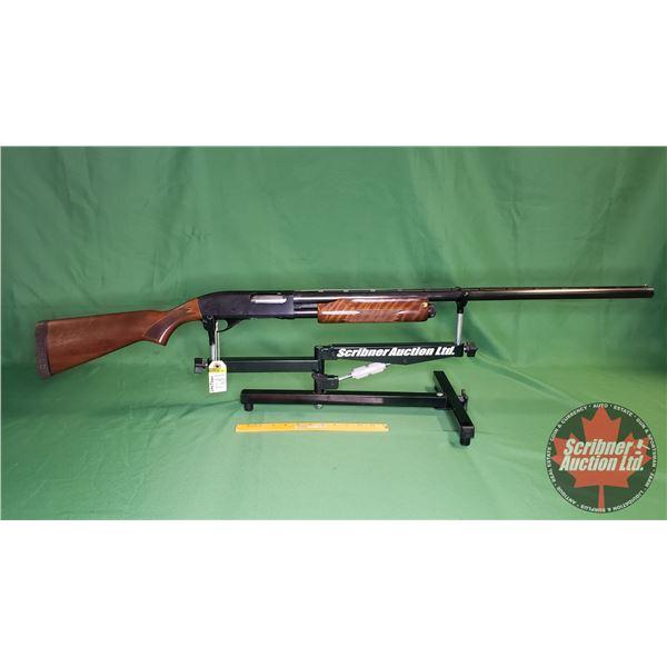 "Shotgun: Remington Sportsman 12 Pump Magnum 12ga (2-3/4"" or 3"") (S/N#W377431M)"