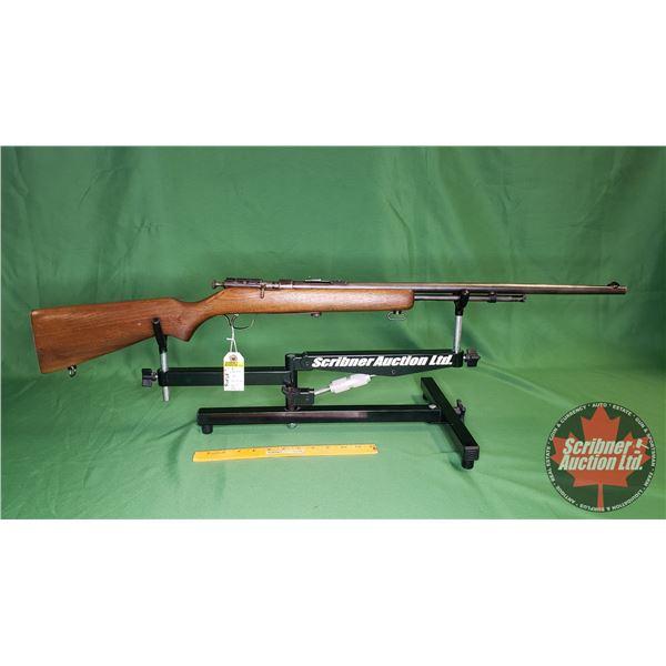 Rifle: Cooey 60 Bolt 22 SL/LR (Missing Bolt Knob) (S/N# N/A)