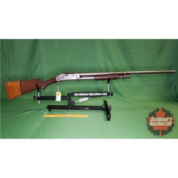 Shotgun : Winchester 1897 Pump 12ga (S/N#396320)