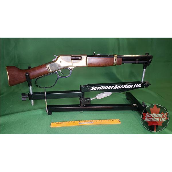 Rifle : Henry Mares Leg 45 Colt Lever (S/N#BBML00220C)