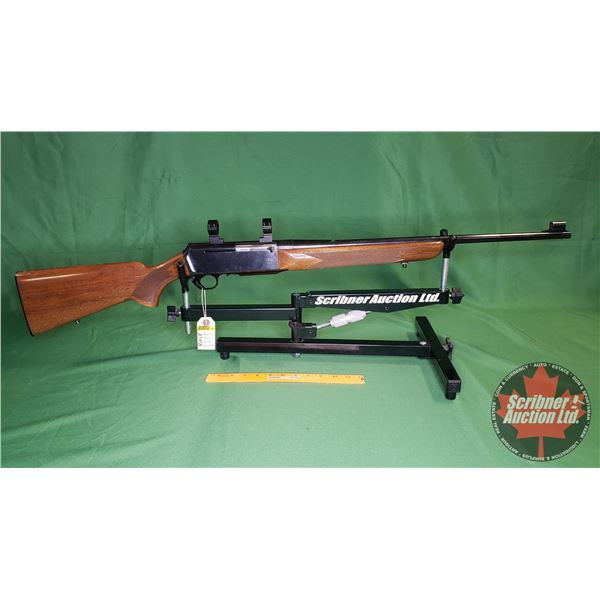 Rifle: Browning M70 Semi Auto 30-06 w/Scope Rings (S/N#56820M70)