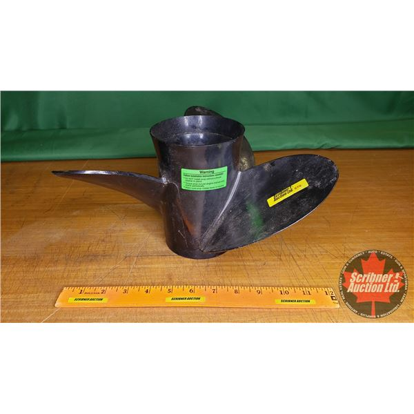 Turning Point Boat Propeller (Part #D1-LE1-1317)