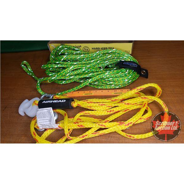 Tray Lot: Combo: Water Skiing Tow Ropes (2)