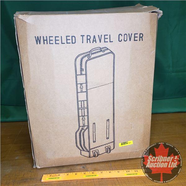 Travel/Duffle Bag - Wheeled