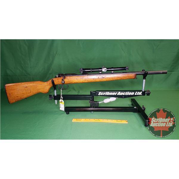 Rifle: UMC-Cugir 22LR Bolt w/Scope 4x15 Simmons (S/N#1957-16315)