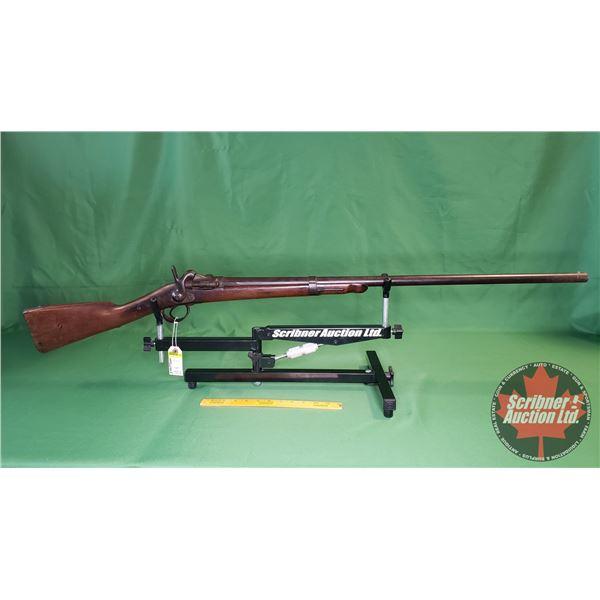 Shotgun: Zulu 12ga Rotating Block (S/N# N/A)