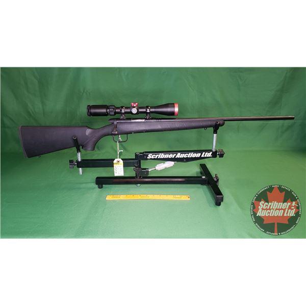 Rifle: Savage B-Mag 17Win Super Mag - Bolt w/Scorpion Scope 4-12x40 (S/N#J209487)
