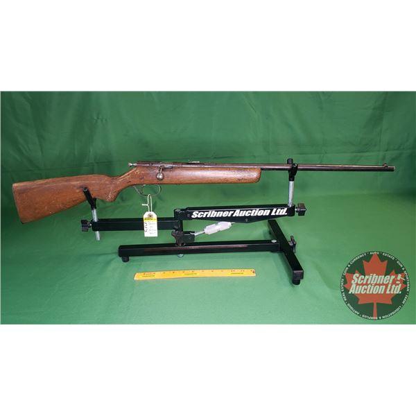 Rifle: Cooey 39 Bolt 22 SL/LR (S/N# N/A)