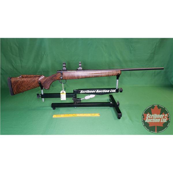 Rifle: Cooper 54 Bolt 308 Win w/Scope Rings (S/N#CF24340)