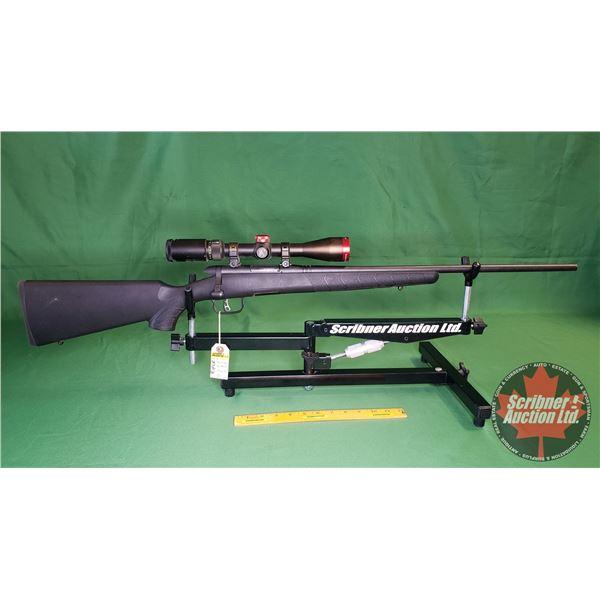 Rifle: Savage B-Mag 17Win Super Mag - Bolt w/Scorpion Scope 4-12x40 (S/N#J256420)