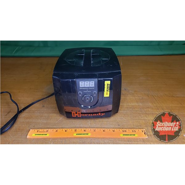 Hornady Ultrasonic Cleaner