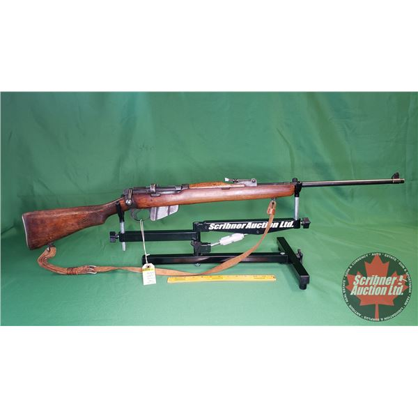 Rifle: Lee Enfield 303 British ~ MA Lithgow S.M.L.E. 1941 - Bolt Action (S/N#10073)
