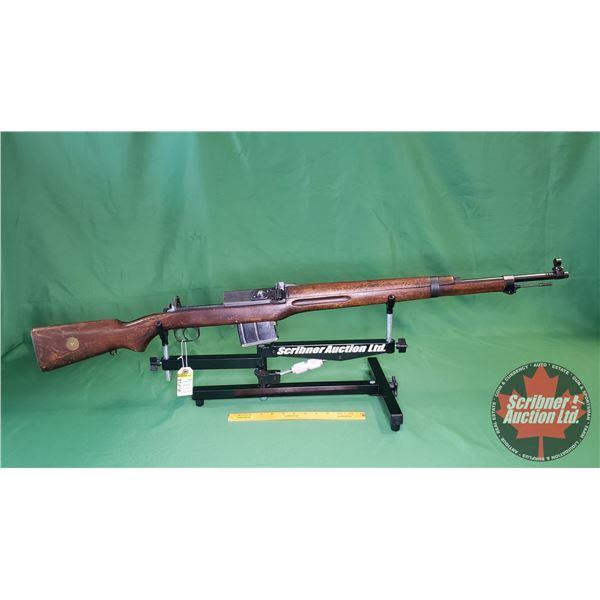 Rifle: Swedish Ljungman AG42B ~ 6.5 x 55mm Semi-Auto  (S/N#29084B)