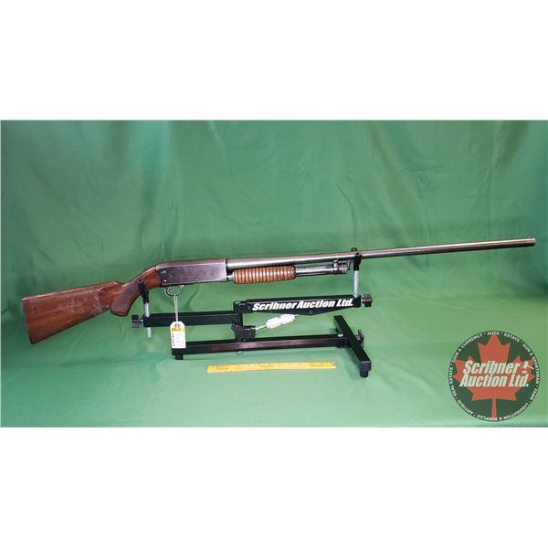"""Shotgun: Ithaca 37 ~ 12ga (2-3/4"""") Pump  (S/N#291899)"""