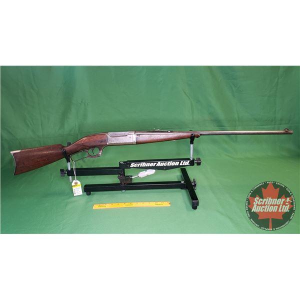 Rifle : Savage 1899 Lever 303 Sav (S/N#76.494)