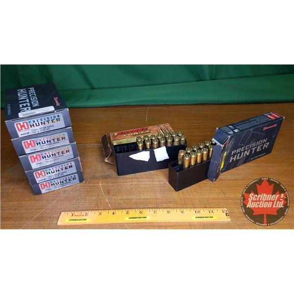 BRASS: 7mm REM Mag (132 Count)