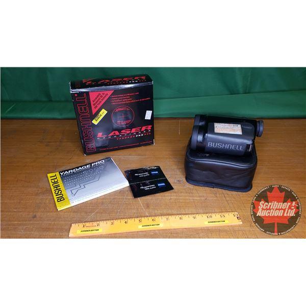 Bushnell Laser Range Finder Yardage Pro 800