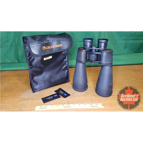 Binoculars : Celestron Model Sky Master 15x70