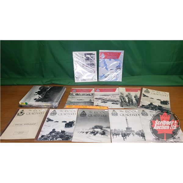 """Tray Lot: Time Life World War II Volumes """"Partisans and Guerrillas"""" & """"The War in the Desert"""" + 10 V"""