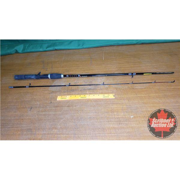 Fishing Rod : Rhino Indestructible (New) (6')