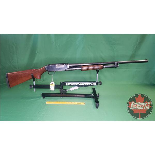 "SHOTGUN: Winchester Model 12 Pump 12ga (2-3/4"") (Briley Choke) S/N#1490997"