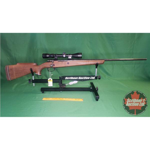 Rifle: Mauser 7mm Rem Mag Bolt w/Tasco Scope 9x40WA (S/N#Z-24634)