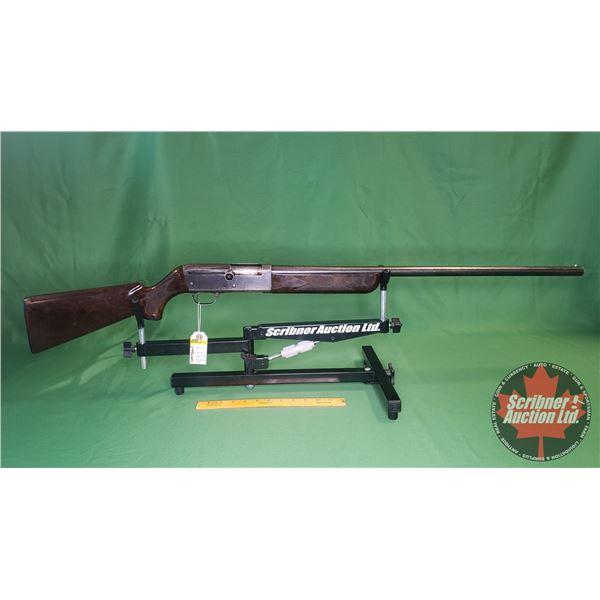 """Shotgun: Stevens 124B Straight Pull Bolt 12ga (2-3/4"""") (S/N# N/A)"""