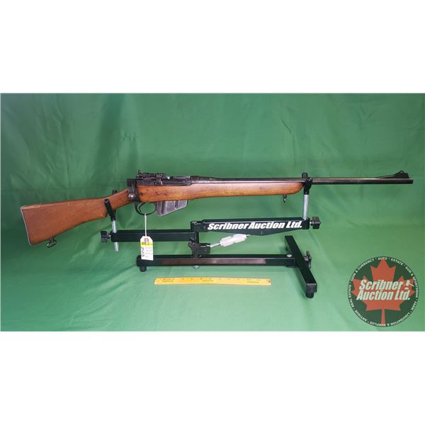 Rifle: Lee Enfield 303 British 1942 MK1 Bolt (S/N# 13130)